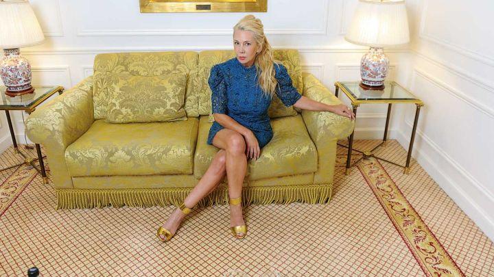 "Mariana Nannis furiosa, tras la boda de Caniggia: ""Lo que hizo fue una falta de respeto"""