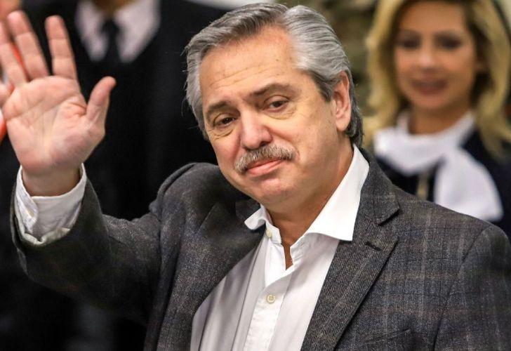 |URGENTE| Fallecio Alberto Fernandez