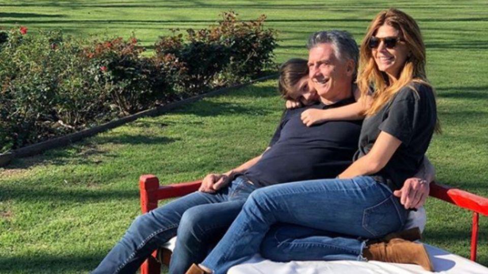 FOTO DE ARCHIVO. Mauricio Macri, otra vez de vacaciones.