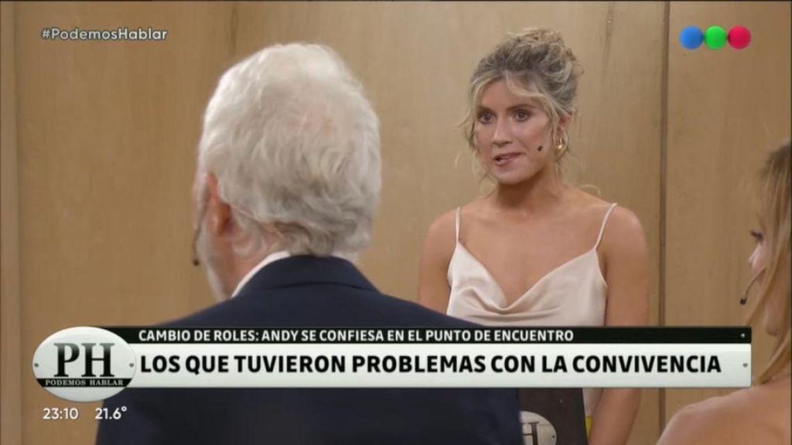 """Laurita Fernández pasó a conducir """"PH"""" y Andy habló de un convivencia traumática"""