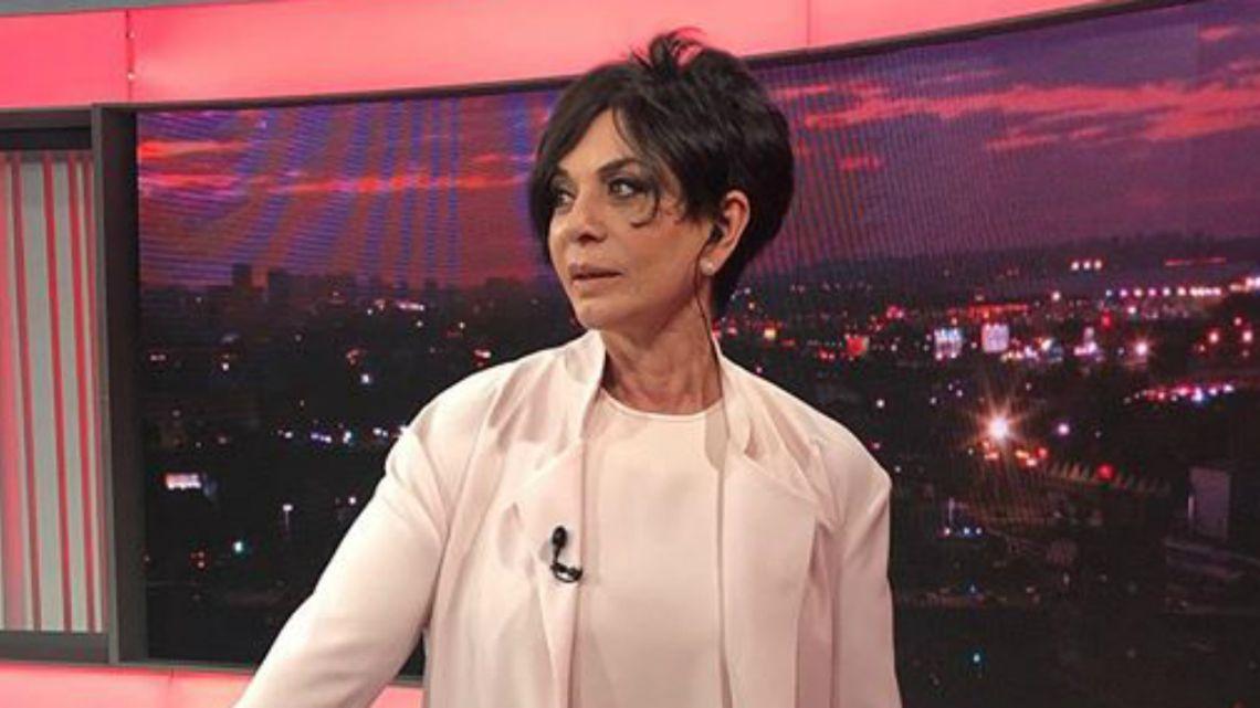 Mónica Gutiérrez reveló que lloró en la calle tras renunciar a América - Exitoína