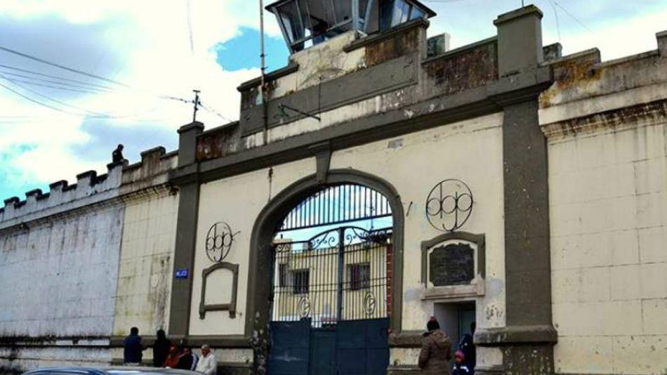 El penal de Villa Urquiza, en Tucumán.