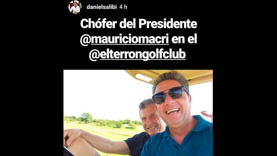 20191710_macri_vacaciones_golf_instagram_g.jpg