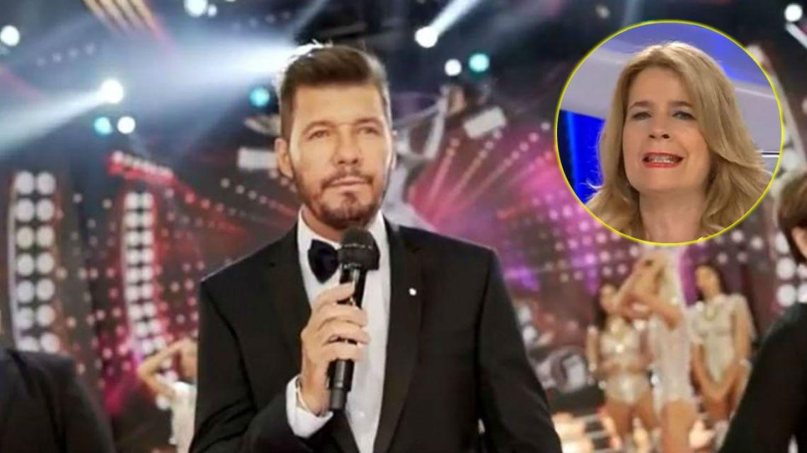 La contundente respuesta de Marcelo Tinelli a Mercedes Ninci - Exitoína