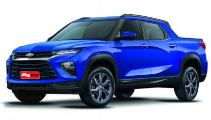 La nueva Chevrolet Montana (pick-up compacta) llegará en 2022