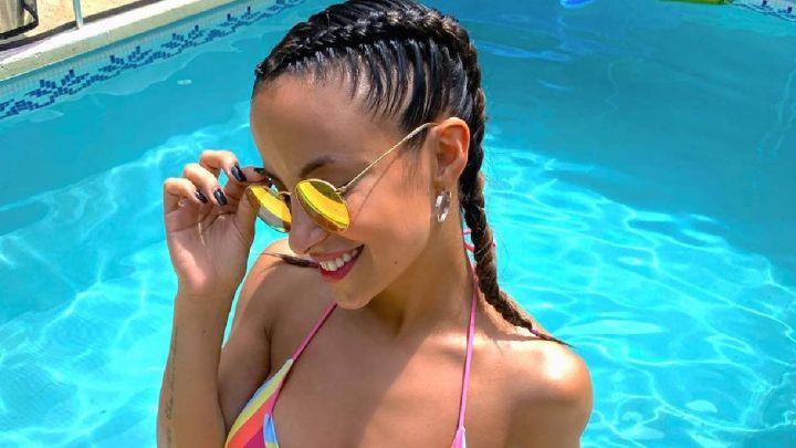 Lourdes Sánchez admitió que tiene fantasías sexuales con un integrante del Bailando