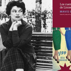 Mavis Gallant nació en Canadá en 1922 y falleció en Francia en 2014. Los cuentos de Linnet Muir (Eterna Cadencia) reúne relatos claves para entrar en su obra.   Foto:Cedoc