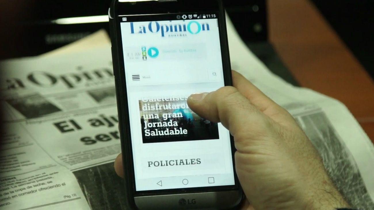 El Grupo Crónica compra el multimedios La Opinión Austral, de Santa Cruz - Perfil.com