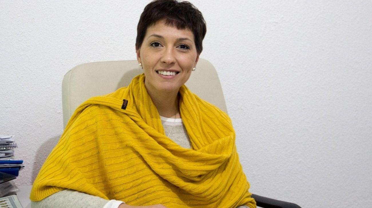 La intendenta electa de Quilmes se tatuó a Néstor: mirá el increíble retrato