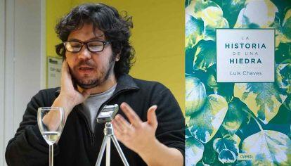 Luis Chaves nació en Costa Rica en 1969. La historia de una hiedra (Overol) es un recorrido por gran parte de su obra poética.
