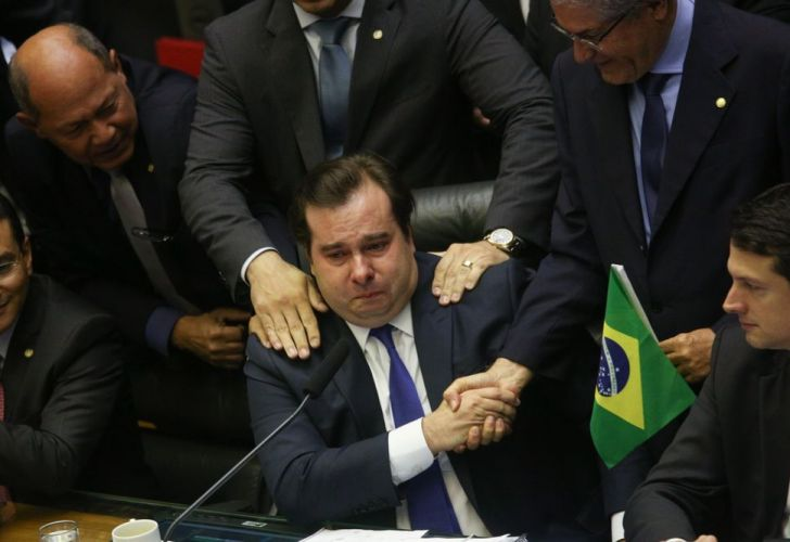 El hombre clave de las reformas en Brasil apunta a la presidencia | Perfil