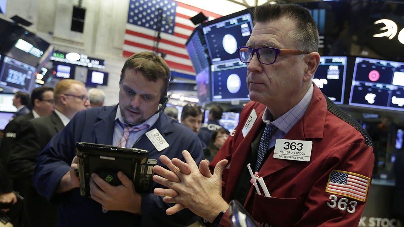 Con algunas excepciones, cayeron las acciones de empresas argentinas en Wall Street