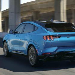 Nuevo Ford Mustang Mach-E.