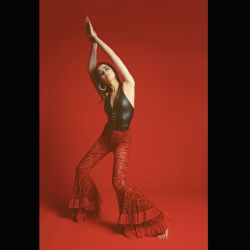 Kristina Bazan, la cantante que dejó de ser influencer para dedicarse a la música