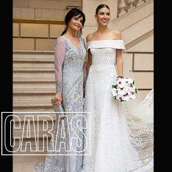 Las mejores 15 fotos de la glamorosa boda de Tomás Eurnekian y Angie Ladaburu