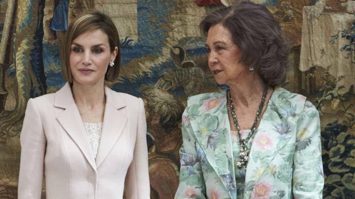 El odio no fue tan fuerte: la reina Letizia y su suegra se juntaron por una noble causa