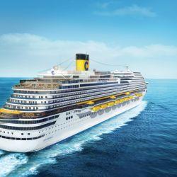 Por única vez, el barco Costa Pacífica zarpará del puerto de Civitavecchia el próximo 16 de abril en este tour gastronómico.