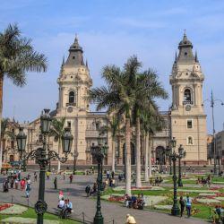 El Convento de Santo Domingo, que ofrece desde su torre una vista impresionante de la ciudad.