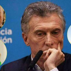 Las famosas, indignada con Mauricio Macri