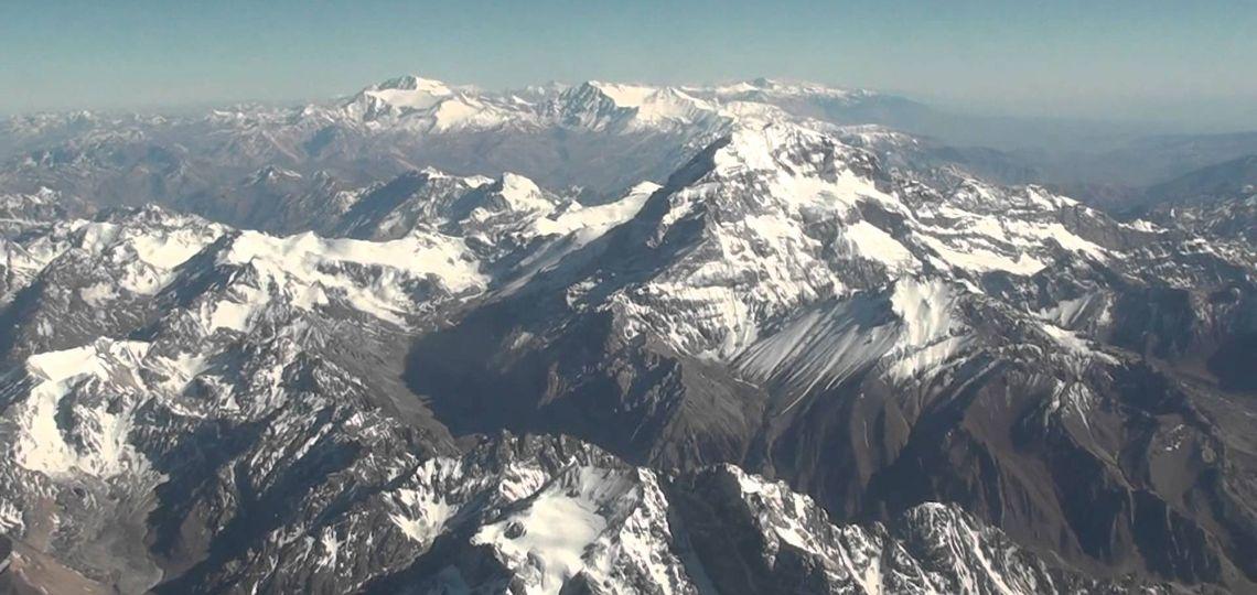 En primera persona: cómo fue realizar el cruce de los Andes