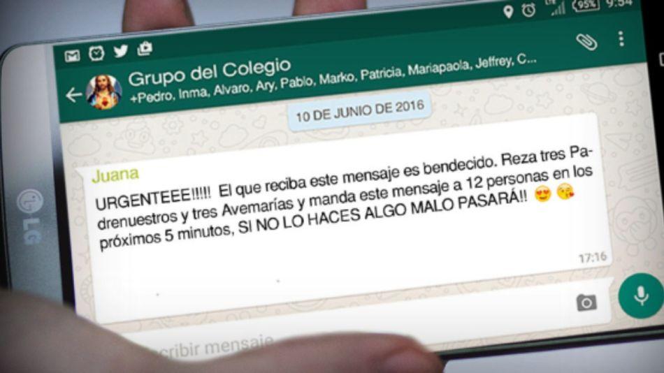 cadena whatsap 20112019