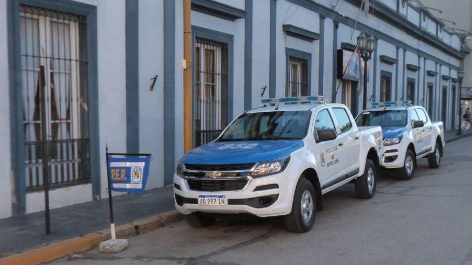Comisaría de Villaguay, Entre Ríos.