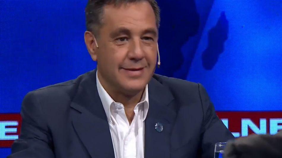 Elministro de Educación, Alejandro Finocchiaro