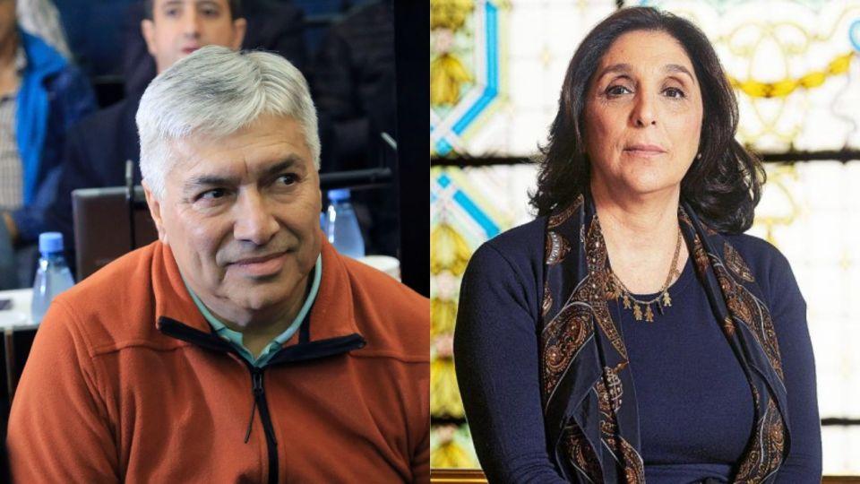 Lázaro Báez acusó a Silvia Majdalani de idear una supuesta presión para que declare como arrepentido.