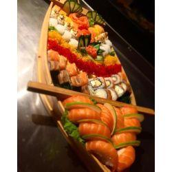 Kibo Sushi & Wok