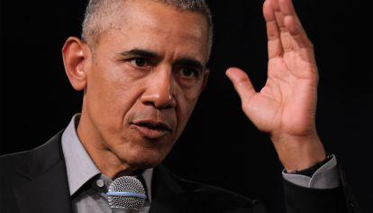 Archivo. Barack Obama, ex presidente de los Estados Unidos.