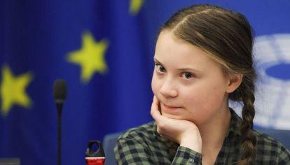 La activista Greta Thunberg reconoció tener SA.