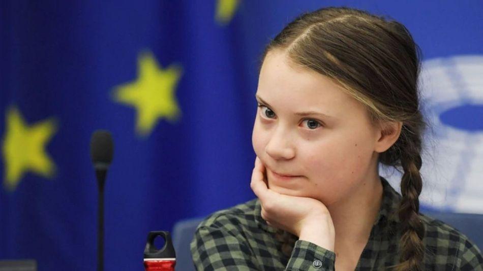 Greta Thunberg 21112019