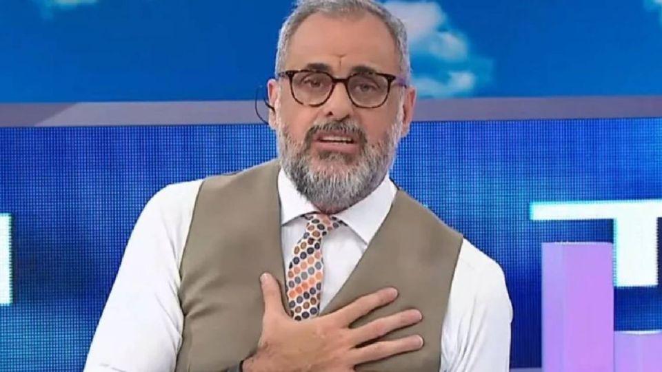 Jorge Rial faltó a su programa por una sorpresiva cirugía