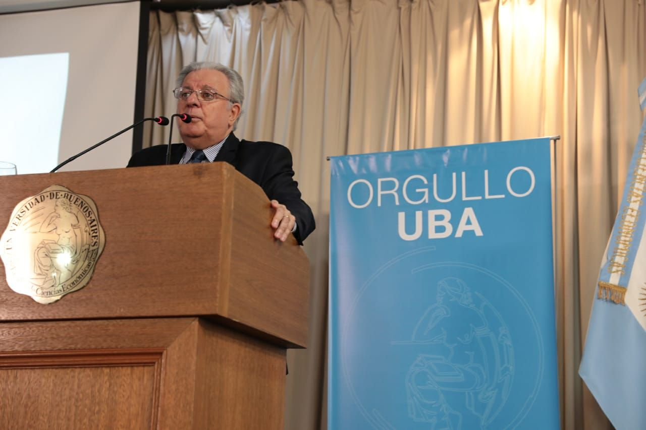 La UBA celebró los 70 años de gratuidad universitaria