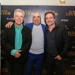 "Avant premiere de ""El Plan Divino"" | Foto:cedoc"