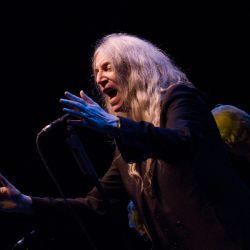 El paso de Patti Smith por Argentina- Créditos: Silvina Palumbo