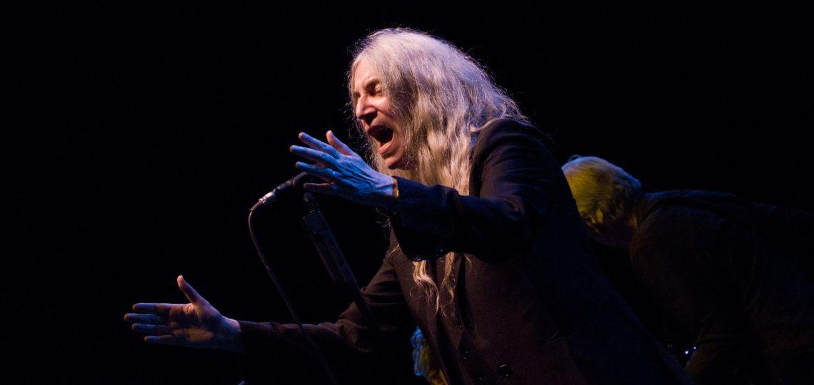 En fotos: así fueron las primeras 24 horas de Patti Smith en Argentina