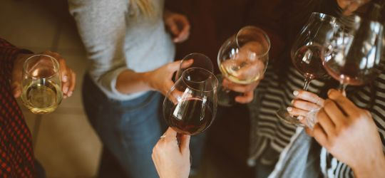 Celebramos el Día del Vino con Caja DELIRIO DUO
