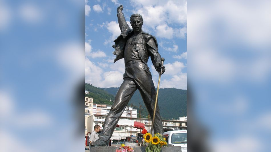 Freddie Mercury aniversario