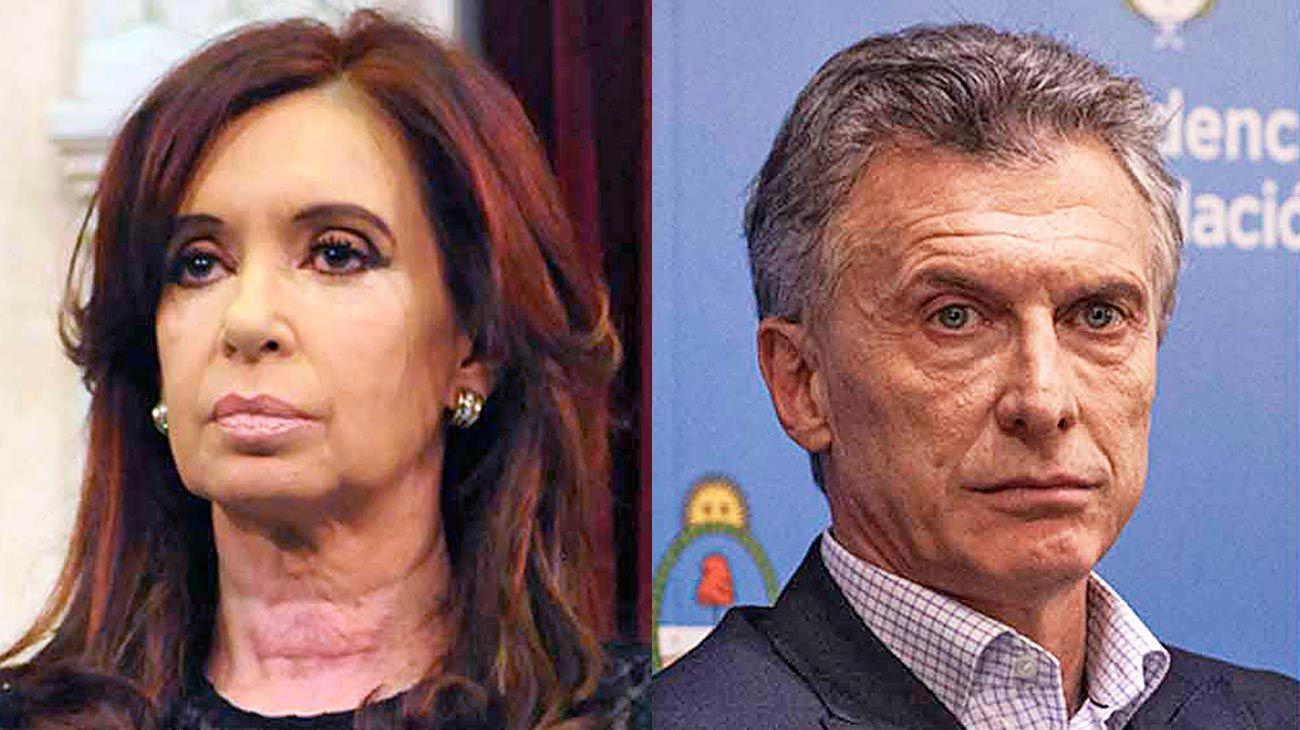 Volvió Cristina. Y Macri quiere volver