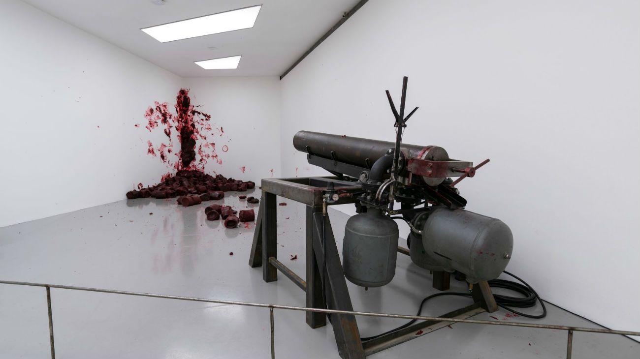 recorrido. Las obras fueron seleccionadas por Marcello Dantas y abarcan un período que va desde 1992 hasta hoy.