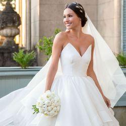 Pampita en su boda