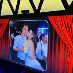 Reviví el casamiento de Pampita en 31 fotos