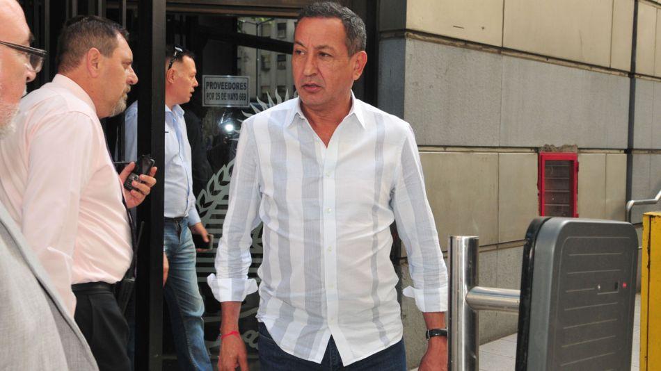 Omar Maturano, titular de La Fraternidad