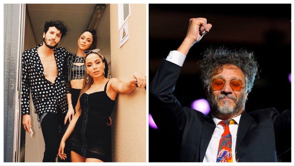 Tini Stoessel, Fito Páez, Anitta, Sebastián Yatra
