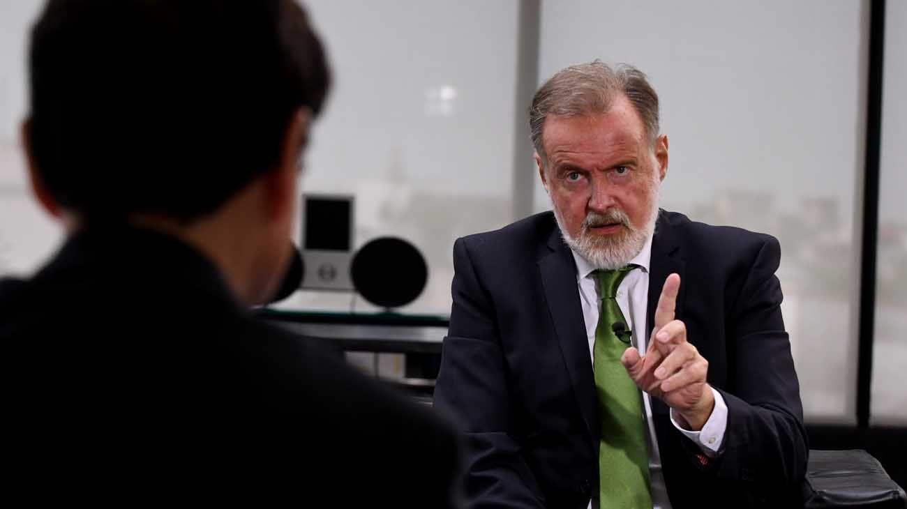 Para Rafael Bielsa, la Justicia no probó que Lázaro Báez sea testaferro de los Kirchner