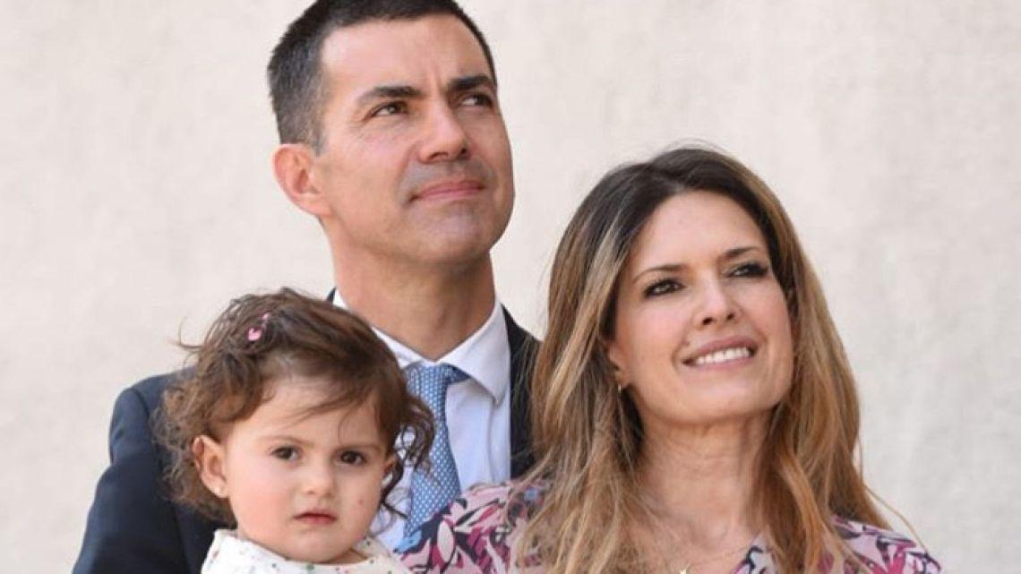 Isabel Macedo, Juan Manuel Urtubey y Belita