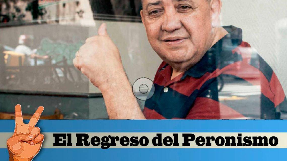 """Luis D'Elía: """"En el 2020 voy a tratar de ser feliz"""""""