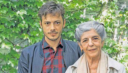 Cambios. Tomás Fonzi (38), feliz de compartir con Cristina Banegas la ficción Inconvivencia, por Telefe.