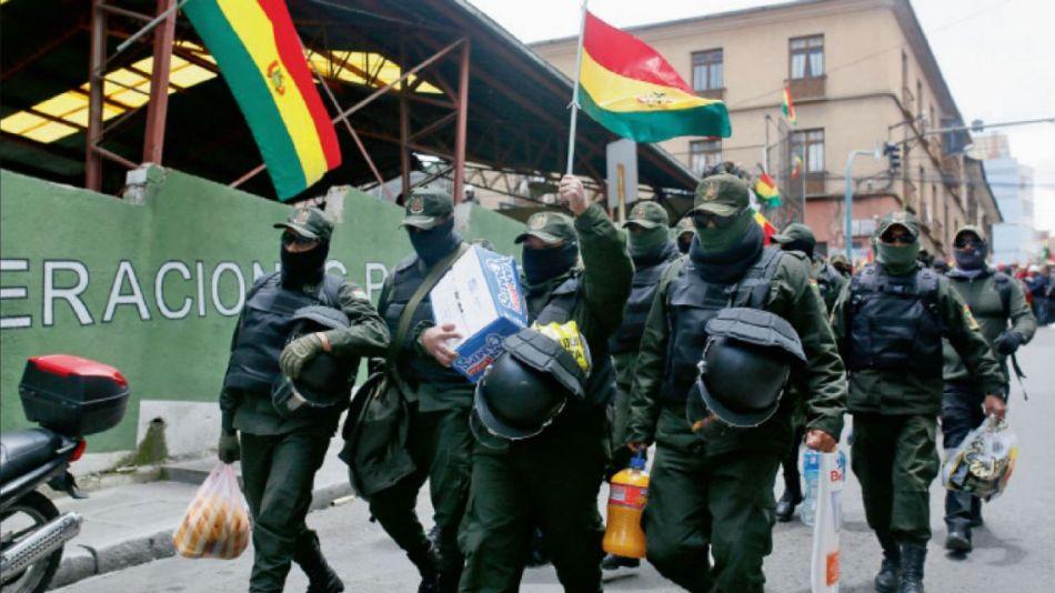 Cuáles fueron las razones del golpe en Bolivia